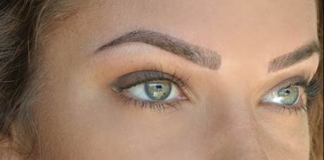 Microblading Eyebrows After
